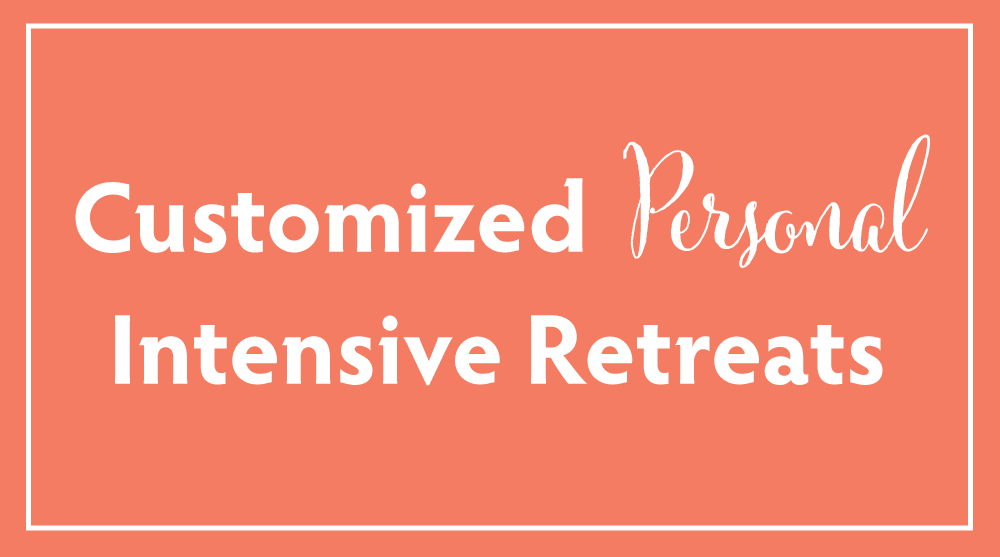 Customized-Personal-Intensive-Retreats