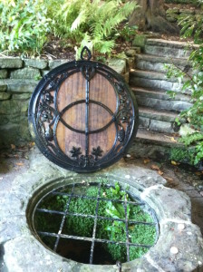 chalice well for gently moving forward blog