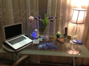 maggie desk